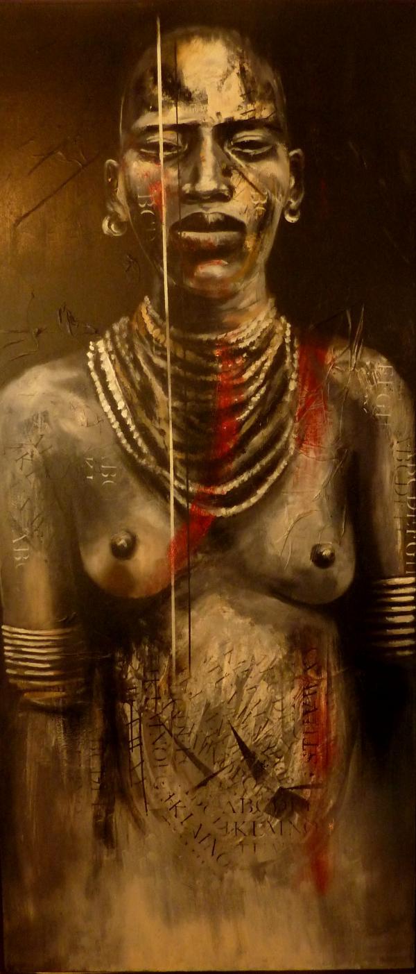 pregnant slave