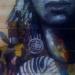 africano-amérindienne fond...