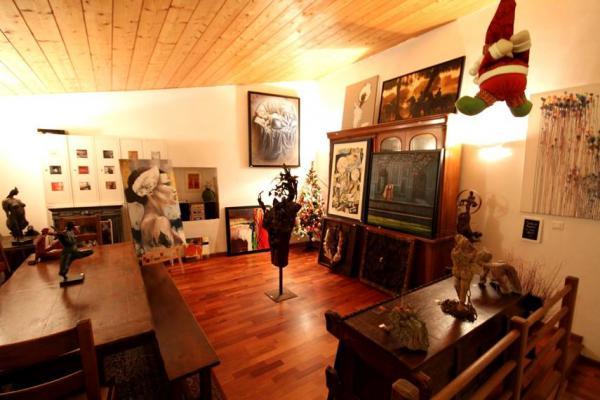 expo à Clisson, galerie In Arte Veritas